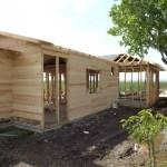 Дървена къща с.Ясен