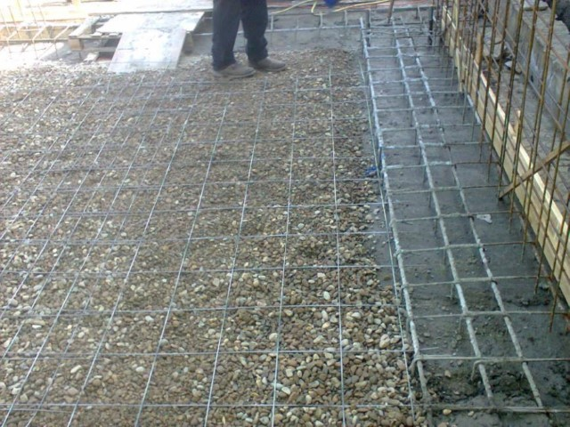 кофражни армировъчни и бетонови работи