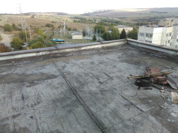 ремонт на покрив