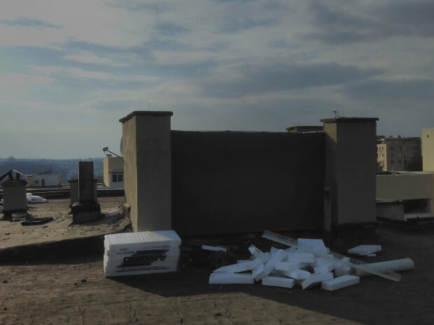 Хидроизолация на покрив