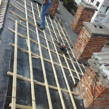 Ремонт на покрив 1