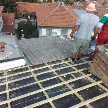 Ремонт на покрив 2
