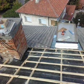 Ремонт на покрив 3