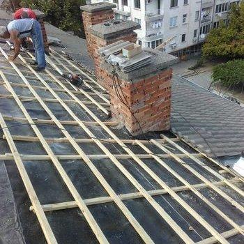 Ремонт на покрив 4