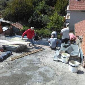 Фирма за ремонт на покриви 1