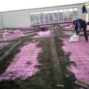 Хидроизолация на покрив 1