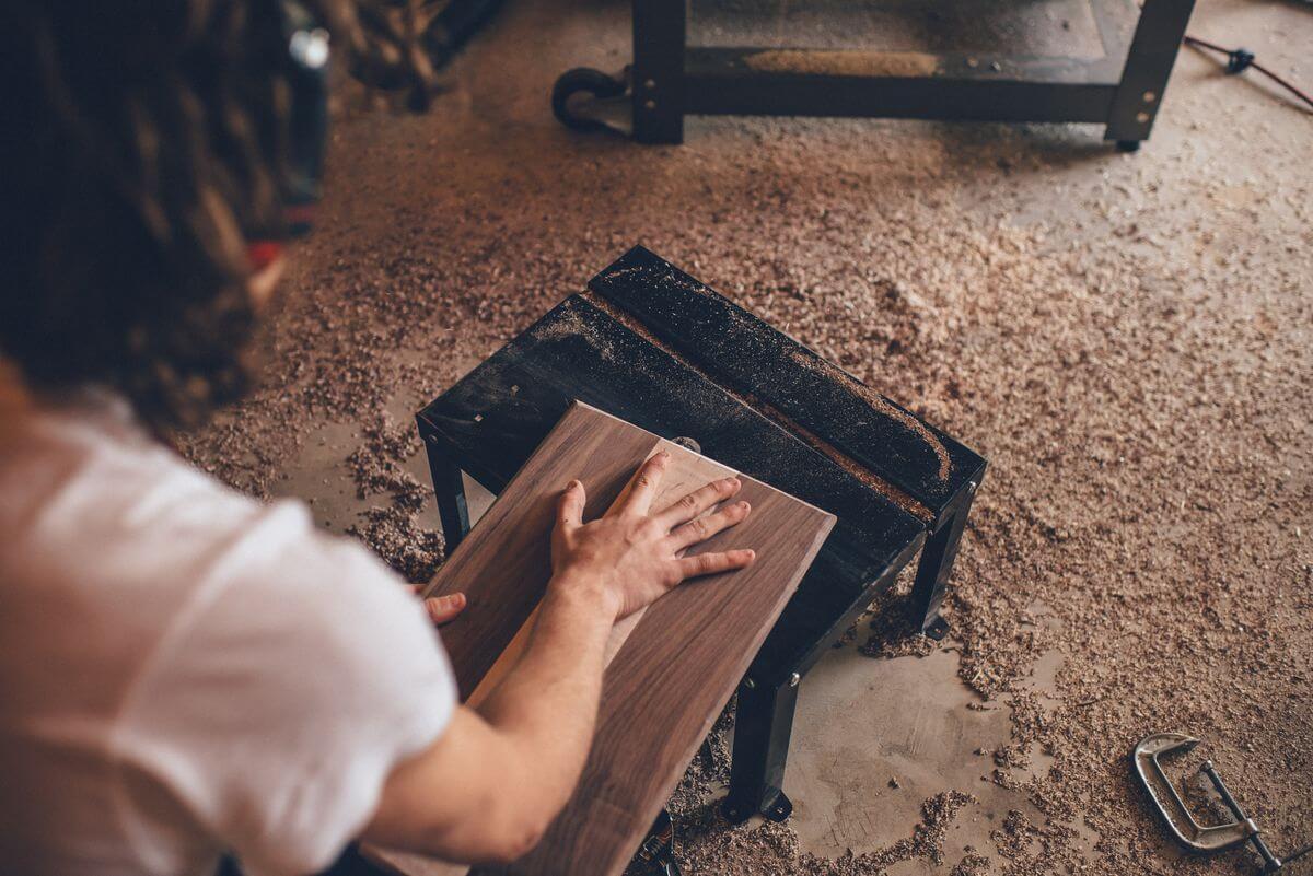 Дървен материал в Плевен 2 - работилница