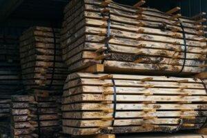 Дървена борса 3 - материал