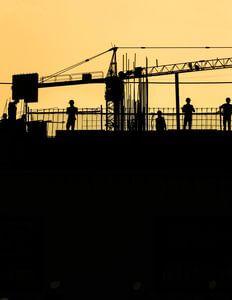 Водеща строителна фирма 3 - залез