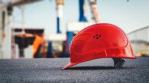 Водеща строителна фирма 4 - каска